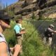 bend fly fishing guide on crooked river