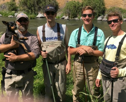 Learn To Fly Fish In Bend